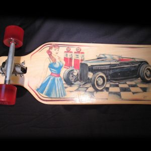 32 Roadster & Pin-up Longboard